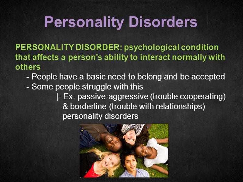 an introduction to the relationship between women with borderline personality disorders and romantic Borderline personality disorder in men: introduction borderline personality disorder j parisantisocial and borderline personality disorders:.