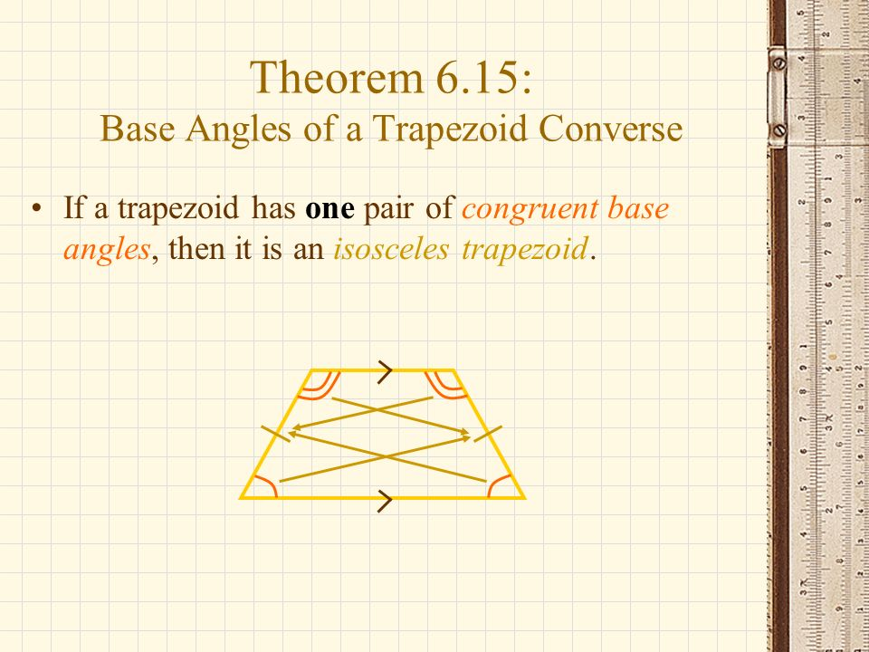 how to find the base of a trapezoid