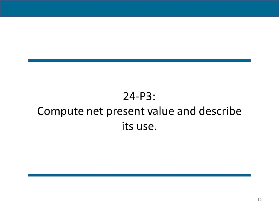 net present value and salvage value Calculate discounted present value (dpv) based on future value (fv), discount or inflation rate (r), and time (t) in years with future value amortization table.