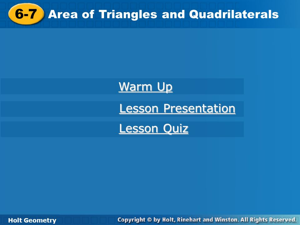 Ppt on area of parallelogram and triangles in geometry – Area of Triangles and Quadrilaterals Worksheet