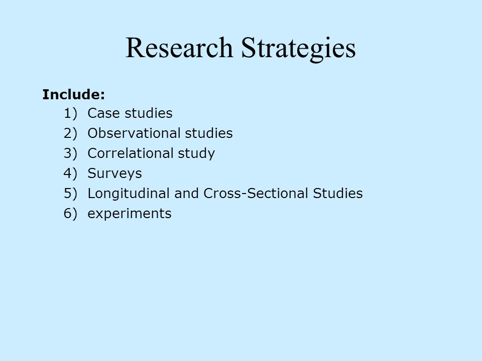 correlational and observational studies Read and learn for free about the following article: observational studies and experiments.