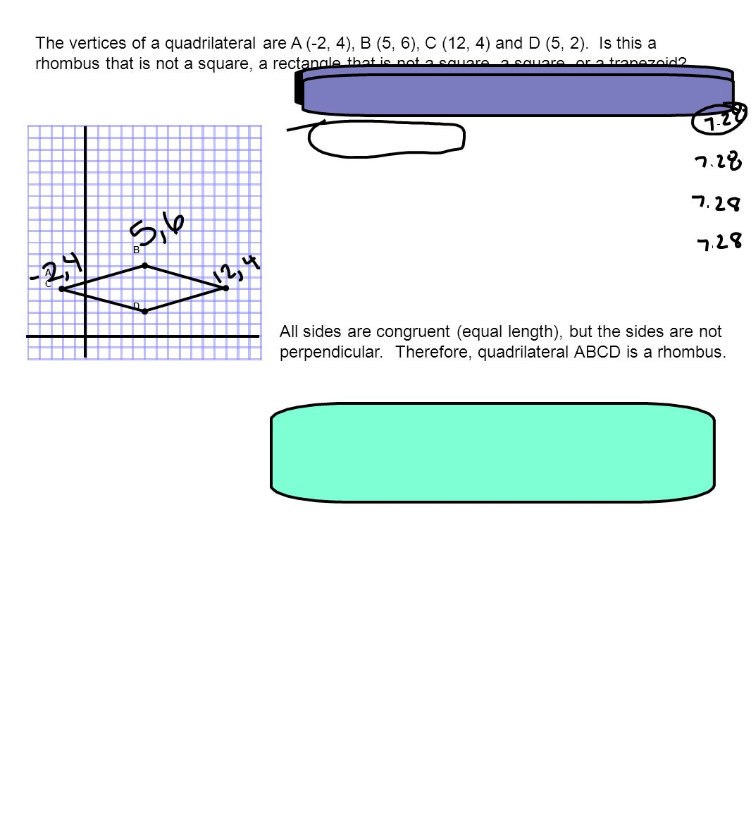 Scroll Down To Read : How To Find The Perimeter Of A Rhombus By Barbara  Allen