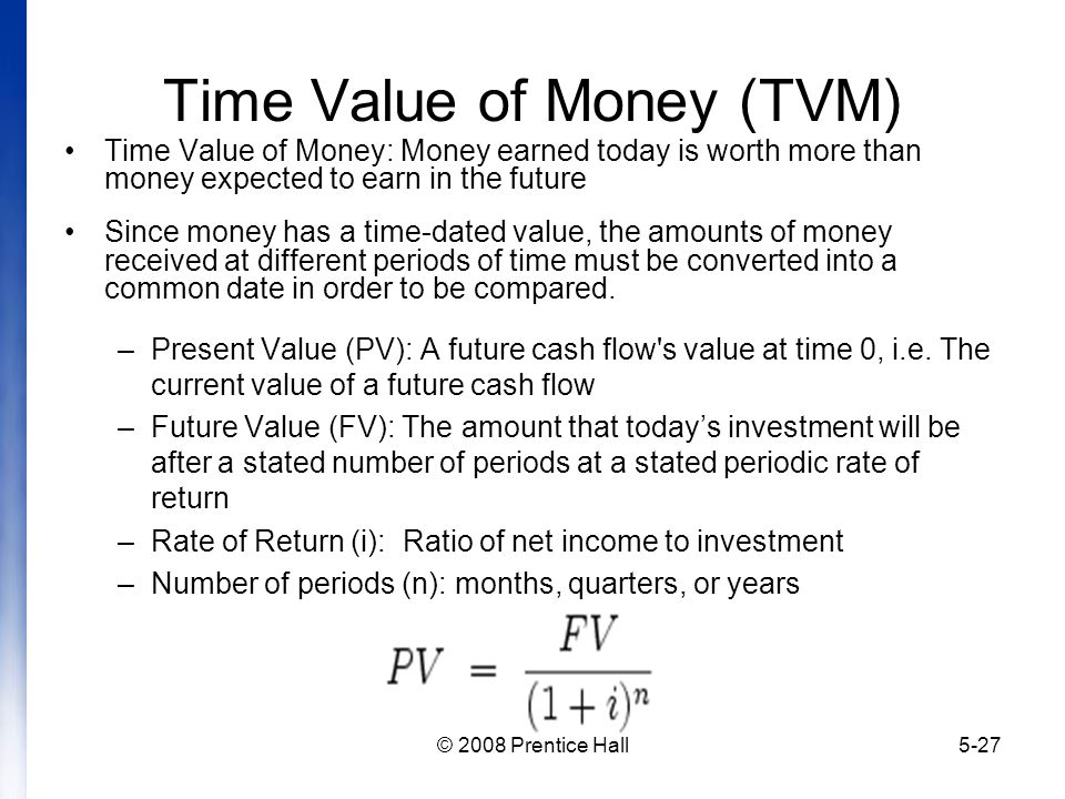 time value of money tvm essay Purpose –the purpose of this study is to examine the legal authority of the time value of money in islam and its application in introduction the time value of money (tvm) is a concept that has been hotly debated by islamic scholars and reasoning in summary, their view is supported by the following qur'anic verse.