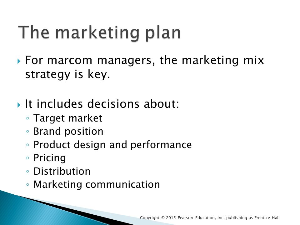 Marketing management marketplace quarter 3 decision