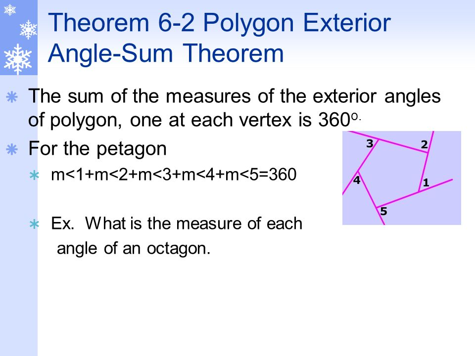 6 1 Polygons Geometry Ppt Video Online Download