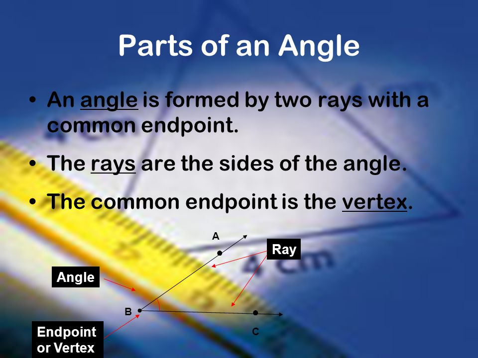 Geometry Vocabulary Chapter ppt download