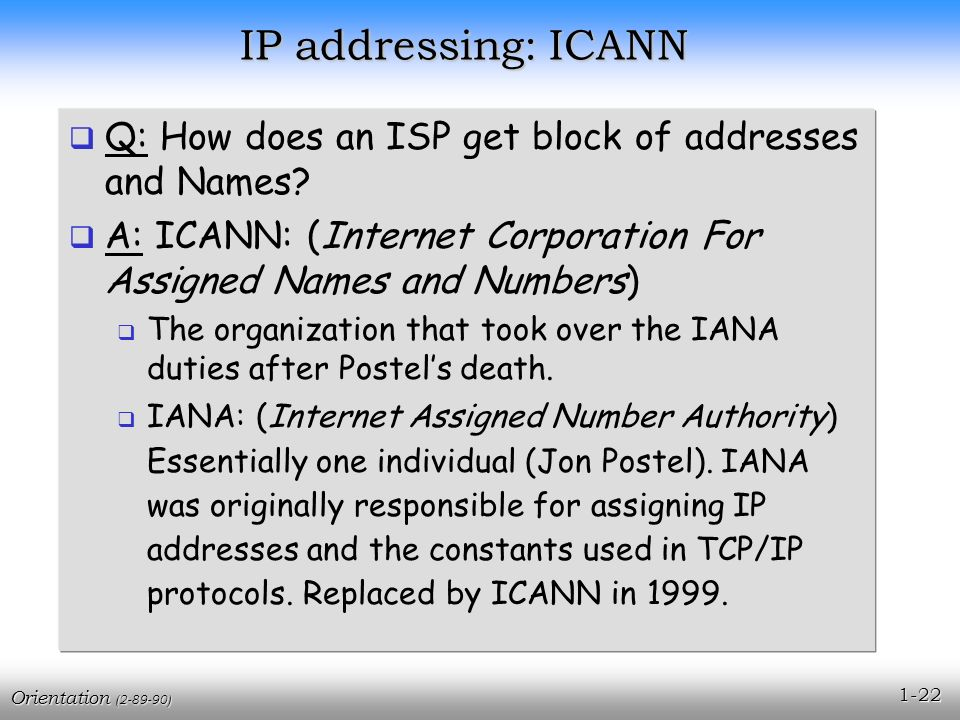 internet corporation for assigned names and number How is icann organized at the heart of icann's policy-making is what is called a  multistakeholder model while the icann board of directors.