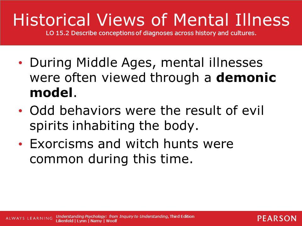 history of mental illness pdf