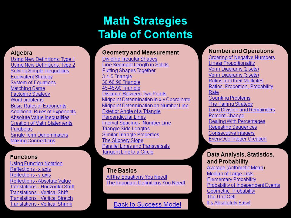 Return to table of contents ppt download 47 return ccuart Image collections