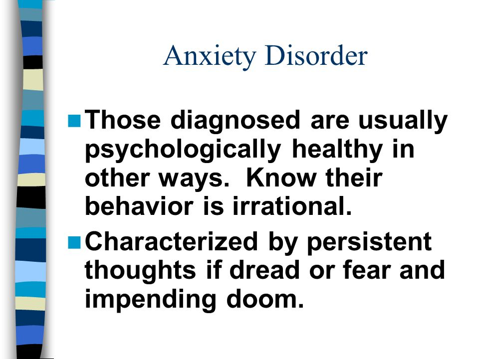 how to get diagnosed with anxiety disorder