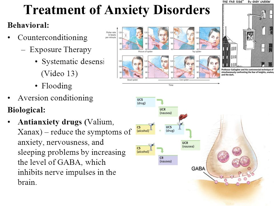 generalized anxiety disorders causes and therapies Anxiety that is generalized and persistent but  an individual diagnosed with generalized anxiety disorder needs to meet  with other anxiety disorders (e.