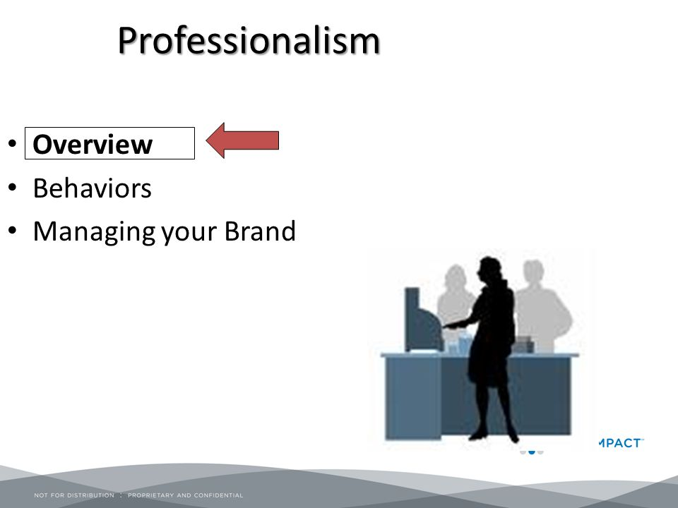 professionalism behaviors Read more about professional behavior from department of health sciences at west liberty university call 1-866-westlib.