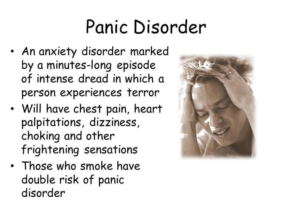 anxiety disorders persistent feeling of dread essay Anxiety in young adults essay many anxiety disorders in young adults are social which many people dread and some young adults fear this much more than.