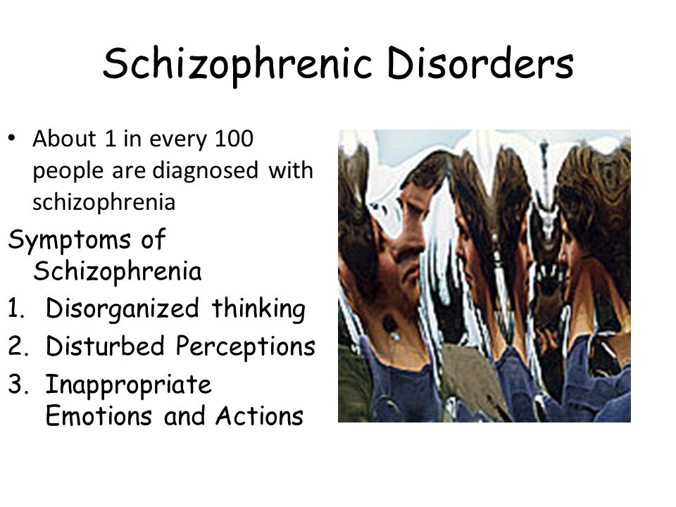 an analysis of schizophrenia the abnormal psychology mental disorder Psychology, informative, analysis a m et al (2009) abnormal psychology 11th ed schizophrenia essay - schizophrenia is a mental disorder that affects about.