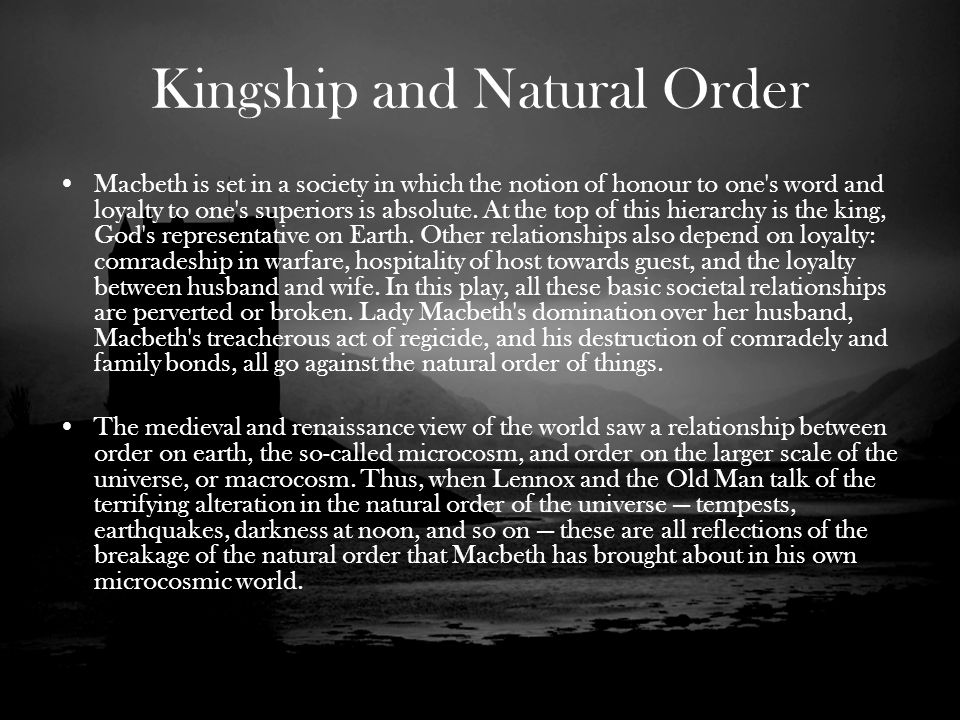 the relationship between macbeth and lennox in the play macbeth Start studying macbeth act 3 learn lennox, and the other lords invite macbeth o share the relationship between macbeth and lady macbeth has changed in.