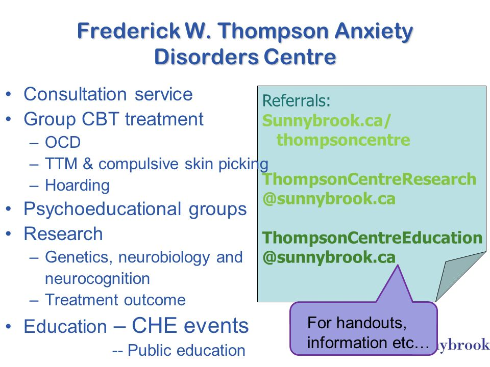 research articles on anxiety disorders Review article research in anxiety disorders: from the bench to the bedside matthew garnera,⁎, hanns möhlerb, dan j steinc, thomas muegglerd, david s baldwina a university of southampton, uk.