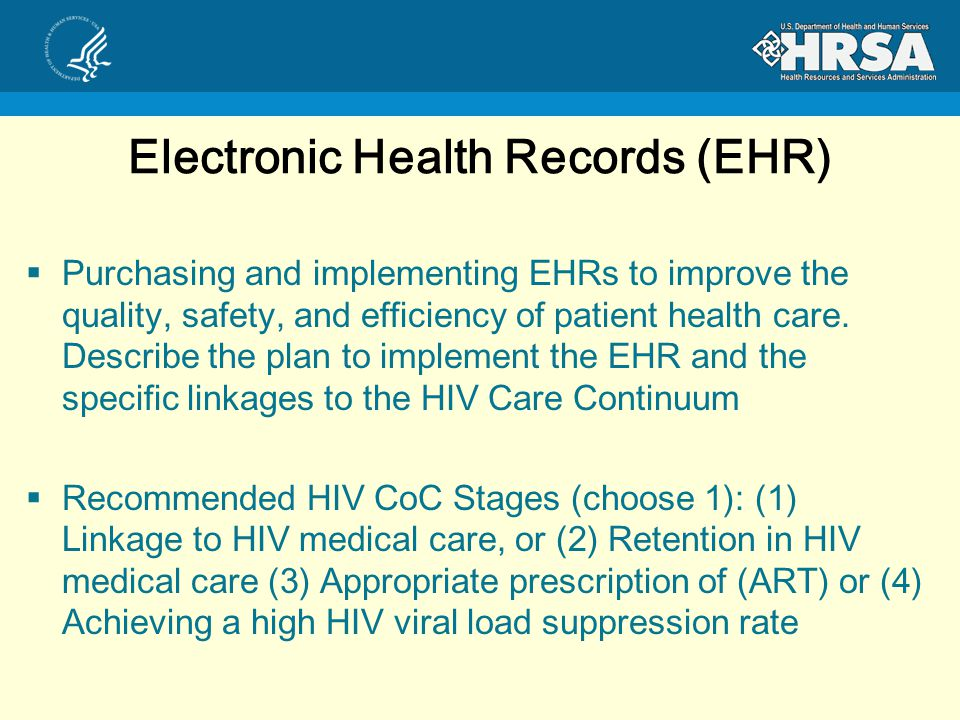 "electronic medical records and safety ""meaningful use"" of electronic health records (ehr), as defined by healthitgov, consists of using digital medical and health records to achieve the following: improve quality, safety, efficiency, and reduce health disparities."