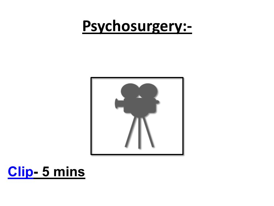 Experience schizophrenia clip - ppt download