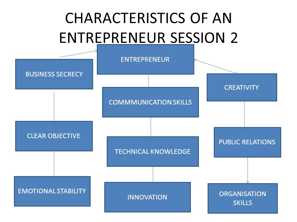 the skills and qualities of an entrepreneur business essay Entrepreneurial skills and personal qualities that highly needed to run the business successfully by the entrepreneurs based on the list provided below, explain each of the elements with relevant examples (if needed) in the business perspective.