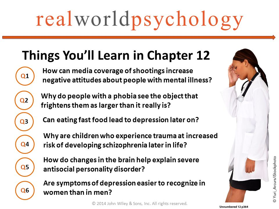Psychology jobs