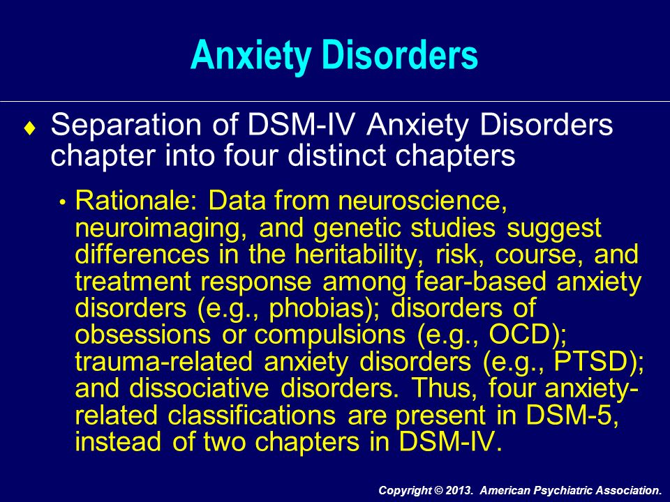 separation and anxiety disorder What is separation anxiety disorder separation anxiety disorder (sad) is defined as excessive worry and fear about being apart from family members or individuals to whom a child is most attached.