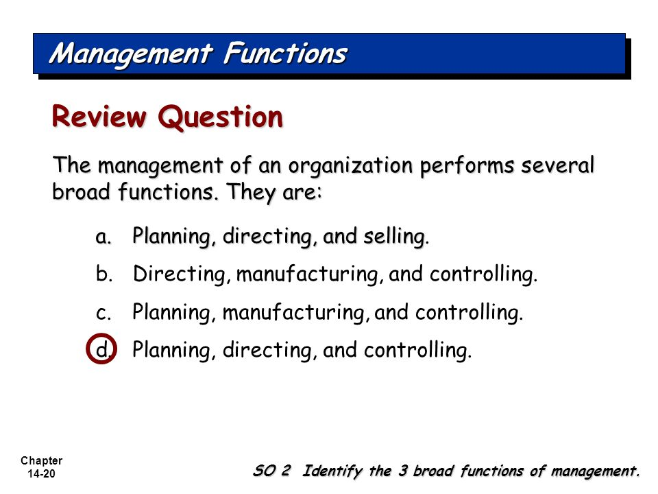 review of major management functions Hr: functions hiring promotions reassignments position classification and grading salary determination performance appraisal review and processing.
