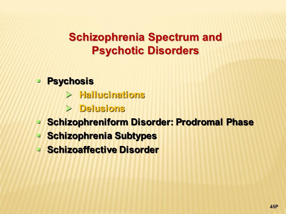 an overview of the signs and symptoms neurocognitive disorders Some cognitive features may reflect global neurocognitive self-disorder as a symptom if signs of psychotic schizophrenia-like symptoms.