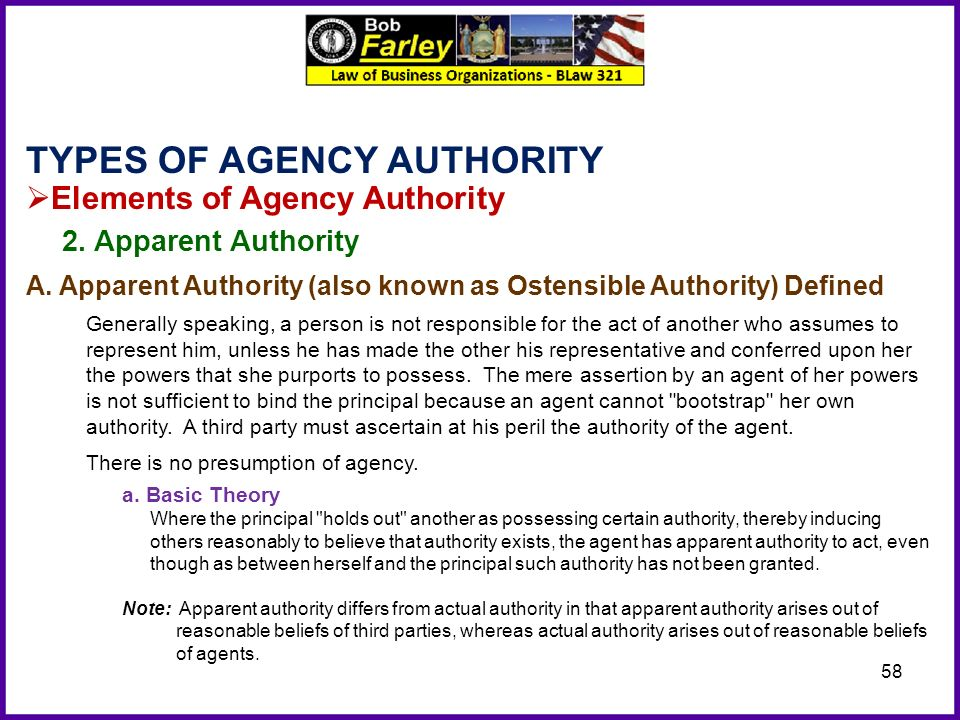 Ostensible authority definition used cars still brum brum for Bureau meaning in tamil