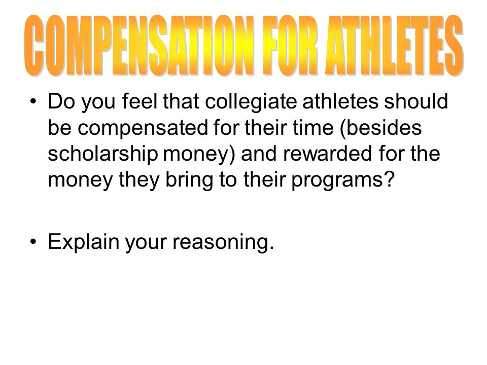 olympic athlete compensation These student-athletes from receiving compensation for their work or  the  olympics can serve as a sufficient example of granting athletes.