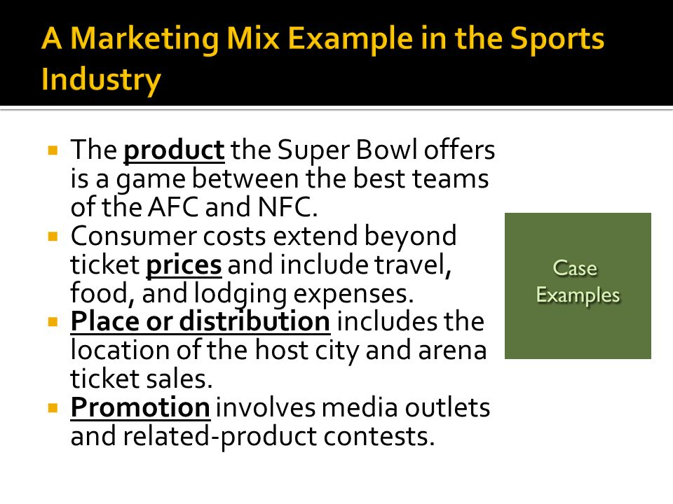 marketing mix in the food industry Burger king's marketing mix or 4ps  long-term goal of achieving the top position in the fast food restaurant industry  by panmore institute.