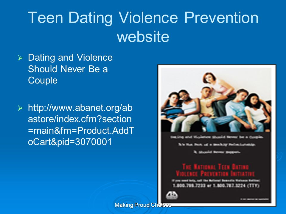 dating abuse websites