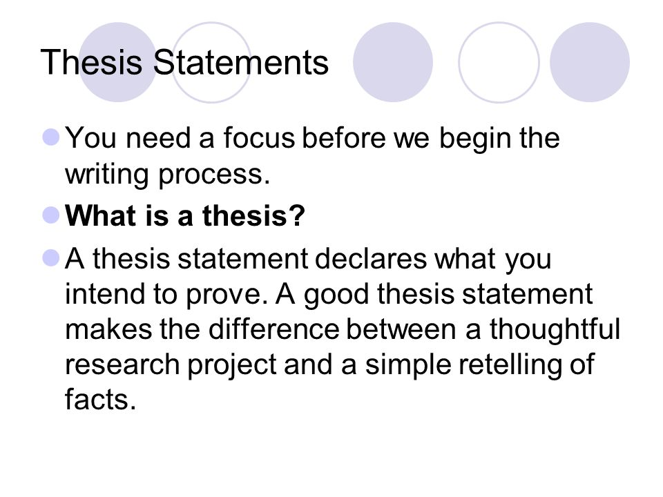 Process Essay Thesis Statement Ornekleri Process Essay Ornekleri