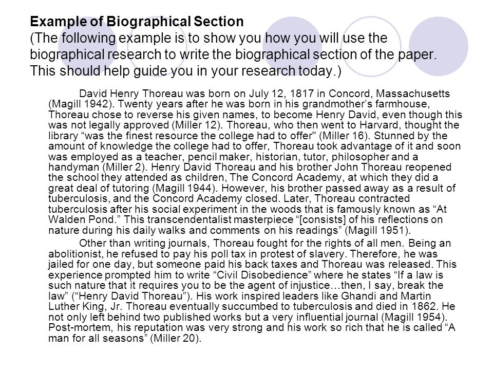 how to write an outline for a biography research paper What is an outline for a research paper and how to write an outline for a research paper the primary thing is to provide a clear definition an academic project outline is an action plan a student prepares not to get lost during the process of writing, and this piece reflects the main points of the text.