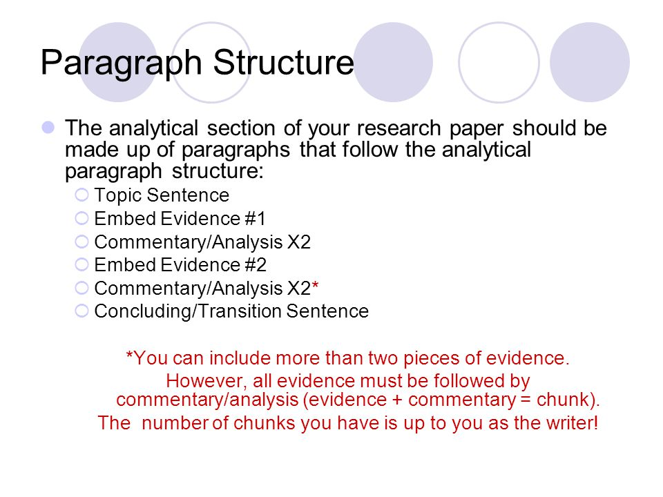 analytical research paper thesis What is the difference between a research paper and a thesis find out here.