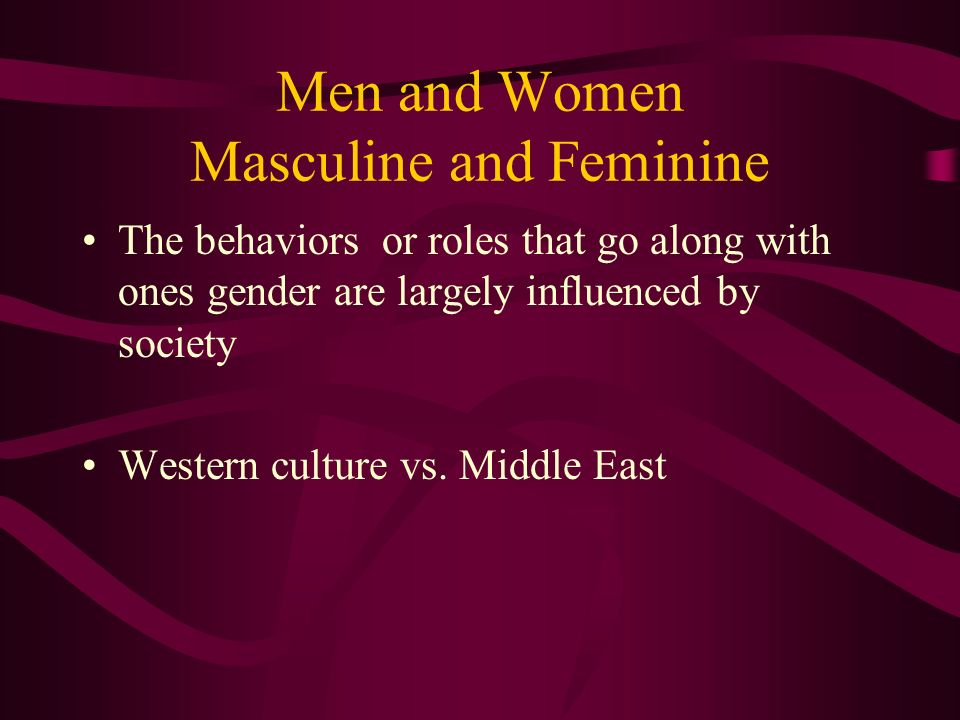 masculinity vs femininity things fall apart