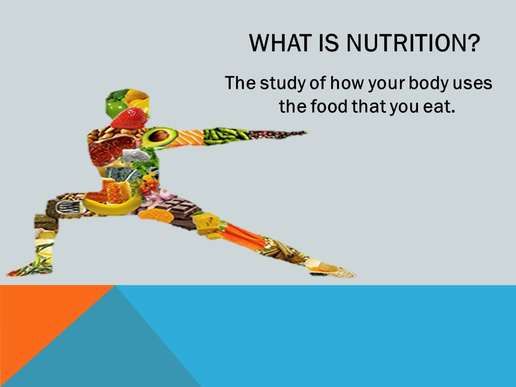 an analysis of nutrient in food we eat Methods: analysis of images (front panel, nutrition facts table, and ingredients list ) of labels  does anything on the package make you want to eat this food.