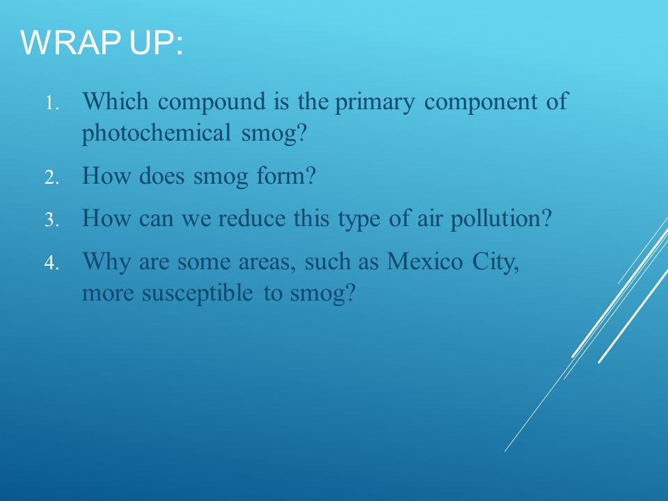 What should we do to reduce air pollution