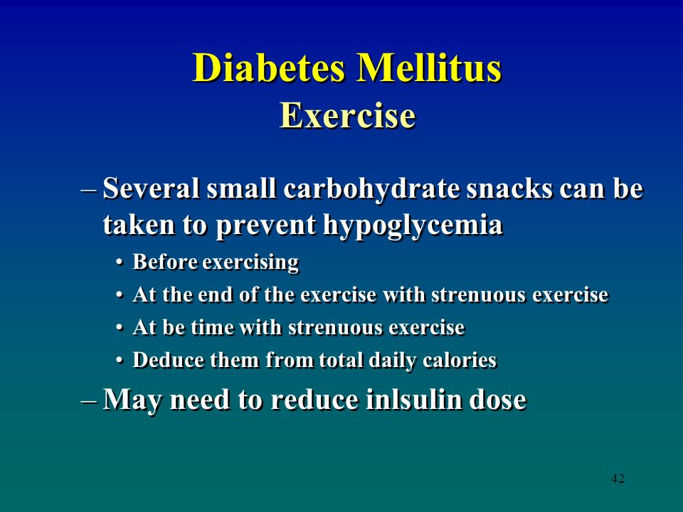 Best Food To Reduce Insulin Required