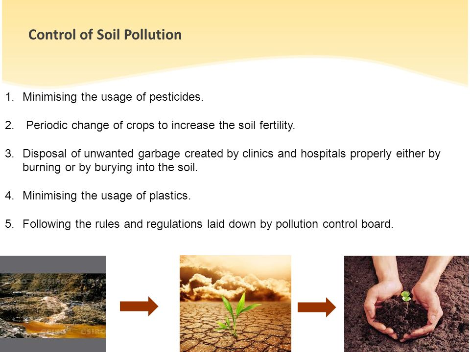 """control of soil pollution Water pollution water pollution may be defined as """"the alteration in physical, chemical and biological characteristics of water which may cause harmful."""