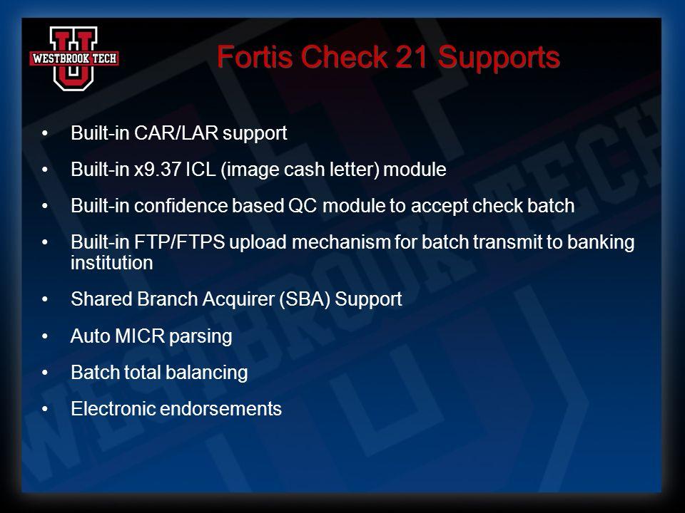 fortis pc banking