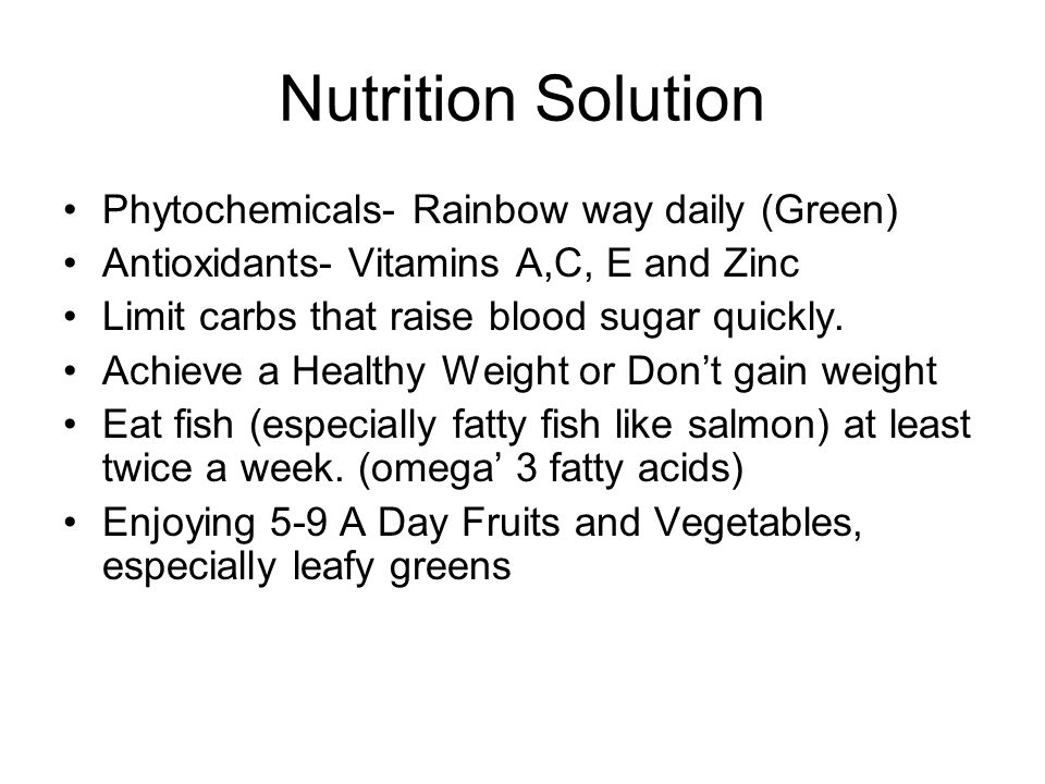 Nutrition Solution Phytochemicals- Rainbow way daily (Green)