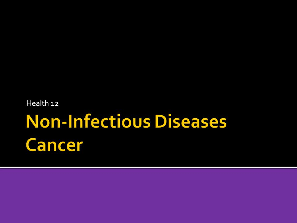 diseases cancer clusters essay