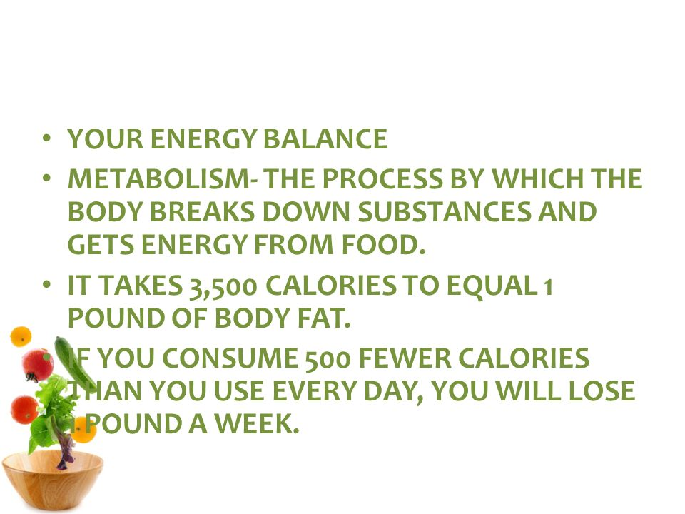 Best calorie intake to lose weight quickly