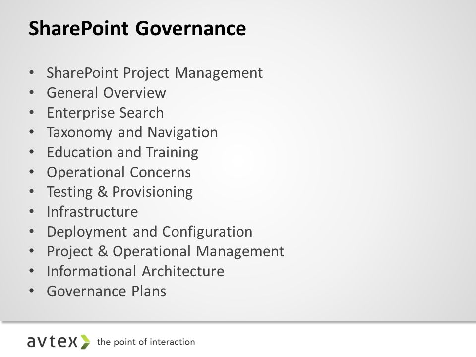 SharePoint for Project Managers - ppt download