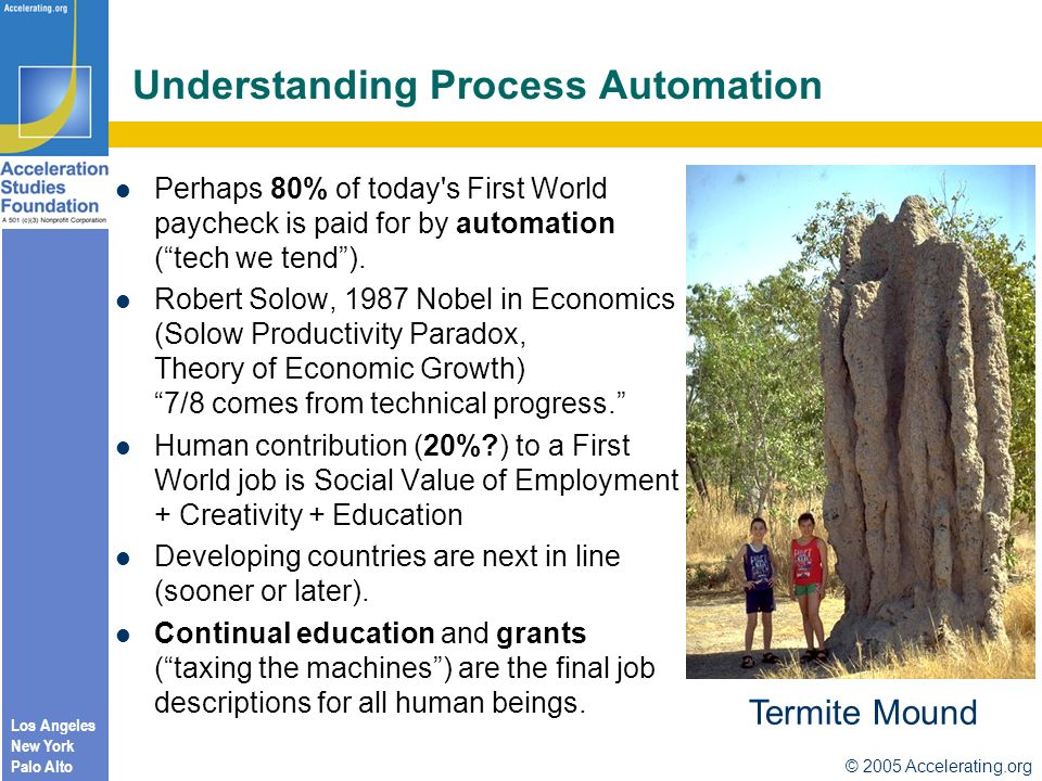 robert process automation