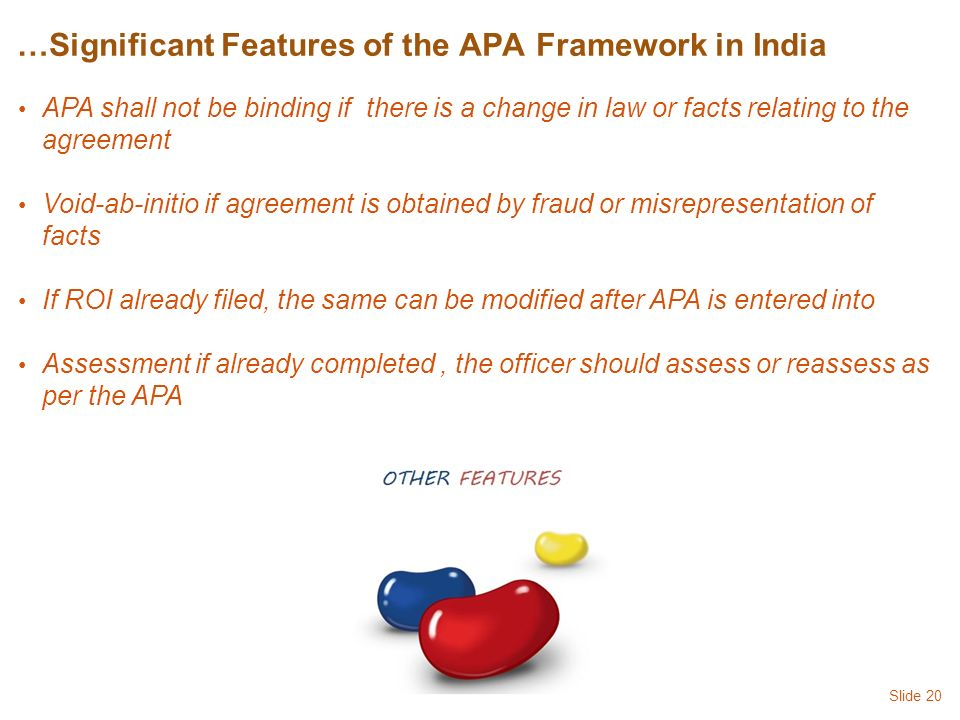 Advance pricing agreement safe harbour thin capitalisation ppt significant features of the apa framework in india platinumwayz