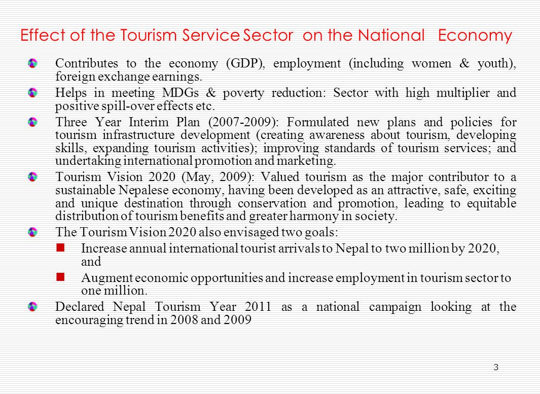 effects of the tourism sector on employment rates Statistics and tourism  world tourism organization and globalia announce the first and  supporting the tourism sector to adopt sustainability principles .