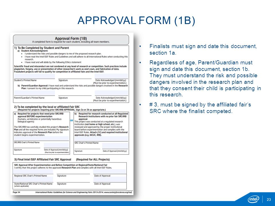 Form for adult dating minor approval