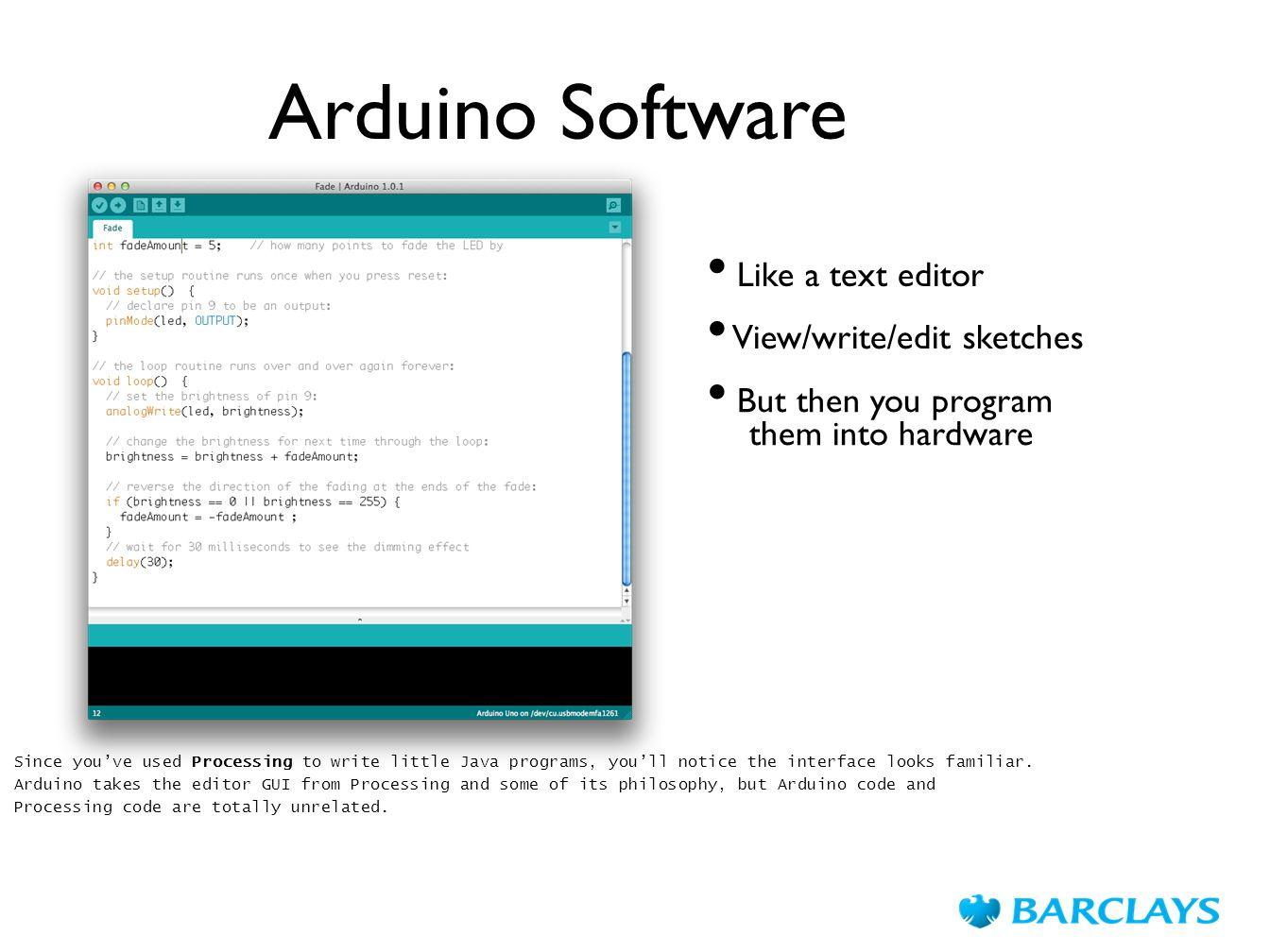 Arduino Introduction to the Arduino. - ppt video online ...  Arduino Introdu...