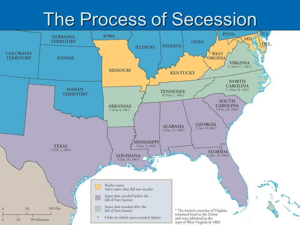 secession crisis of 1860 61 In december 1860, on the eve of the civil war, kentucky senator john j crittenden (1787-1863) introduced legislation aimed at resolving the looming secession crisis in the deep south.